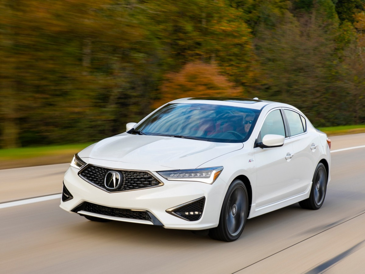 10 Acura ILX vs. 10 Mercedes-Benz A-Class Comparison | Kelley ..