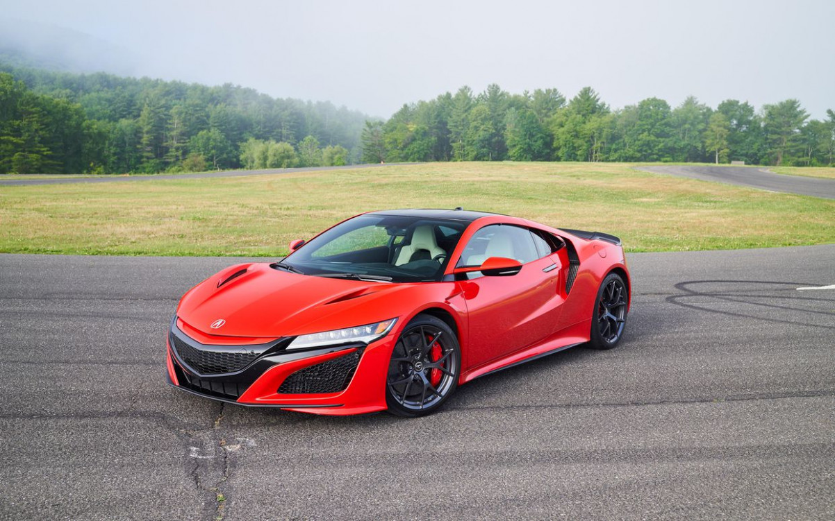 10 Acura NSX reviews, news, pictures, and video - Roadshow