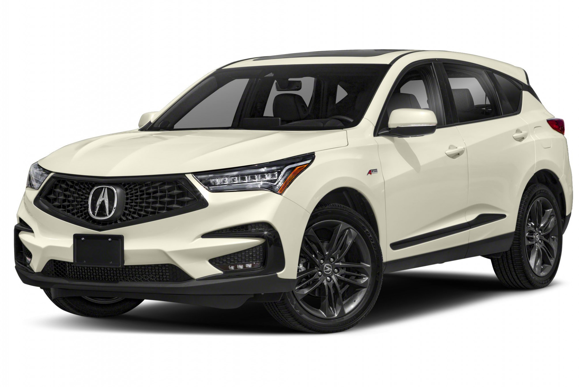 10 Acura RDX A-Spec Package 10dr Front-wheel Drive Pictures - 2020 acura rdx interior