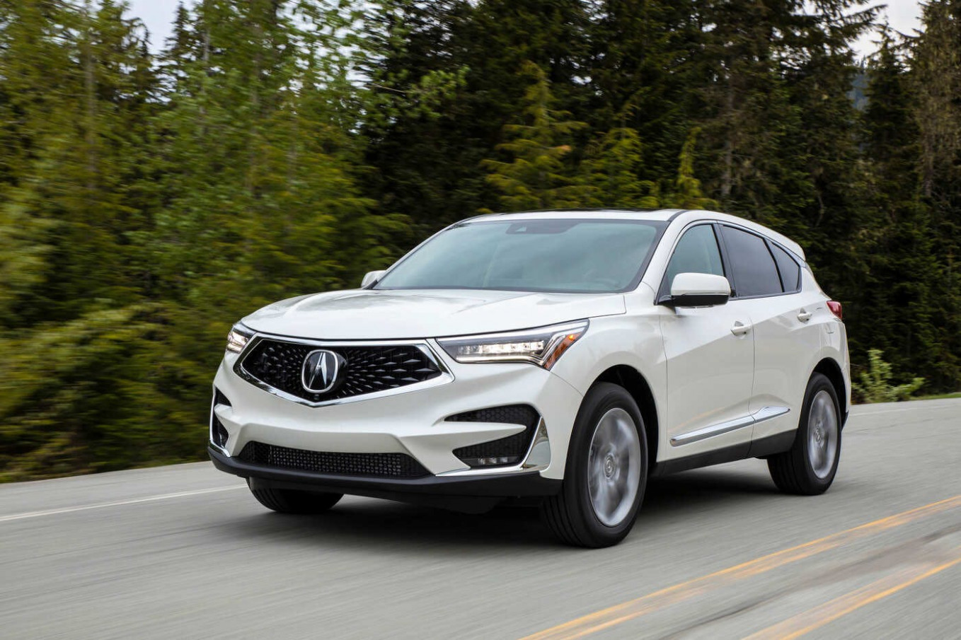 10 Acura RDX Comparisons, Reviews & Pictures | TrueCar - 2020 acura gas mileage