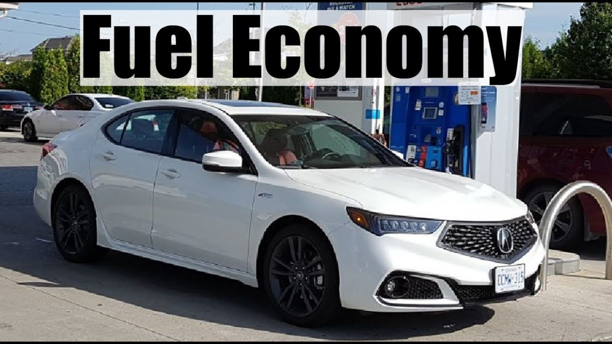 10 Acura TLX - Fuel Economy MPG Review + Fill Up Costs - 2020 acura tlx gas type