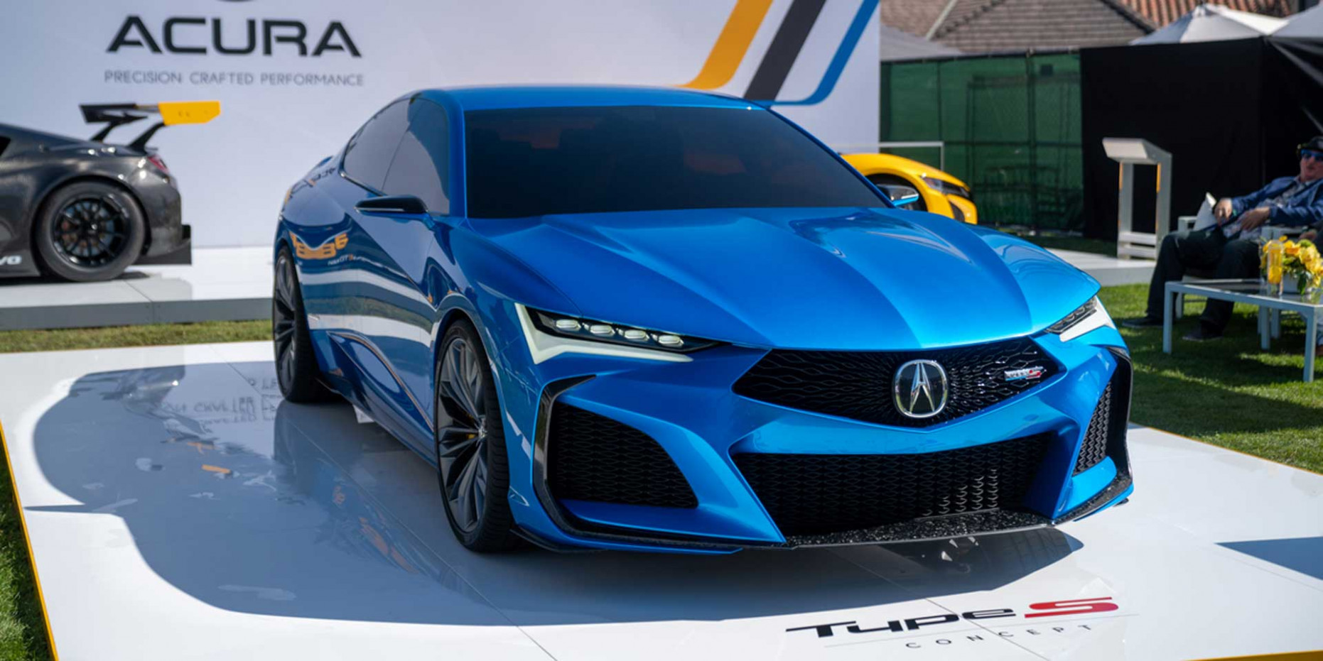10 - Acura - Type S - Vehicles on Display | Chicago Auto Show