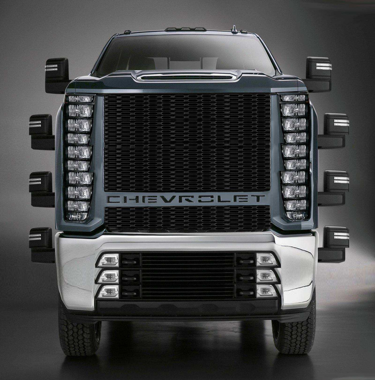10 All New 10 Chevrolet Grill Performance and New Engine - Car ...