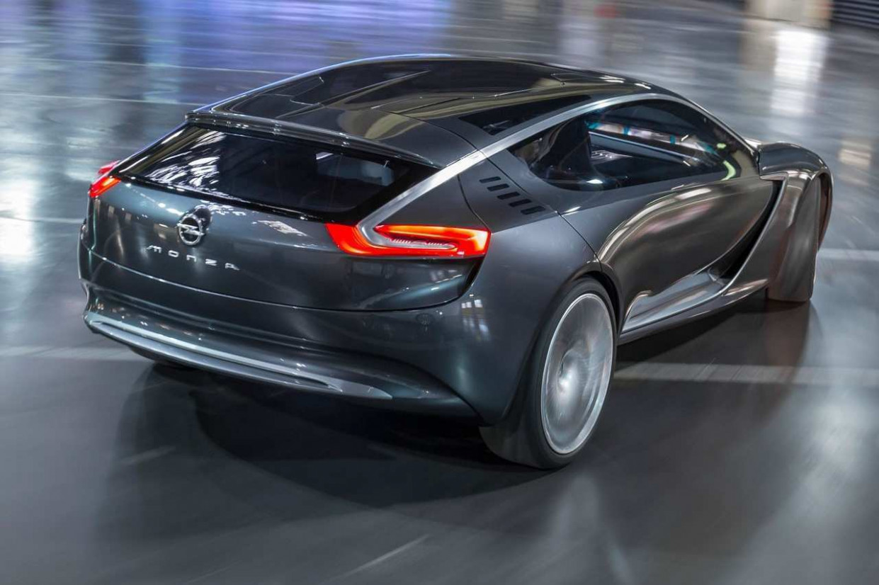 10 All New Opel Monza 10 Redesign and Concept with Opel Monza ..