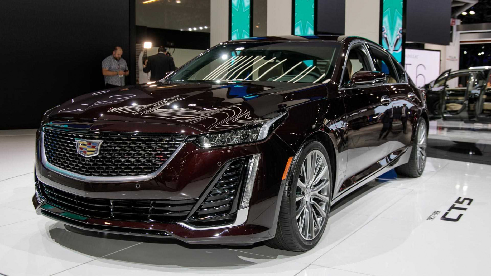 10 Cadillac CT10 Revealed As Stylish CTS Replacement - 2020 cadillac cts interior