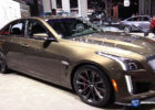 10 Cadillac CTS Supercharged V10 - Exterior Interior Walkaround - 10 New  York Auto Show