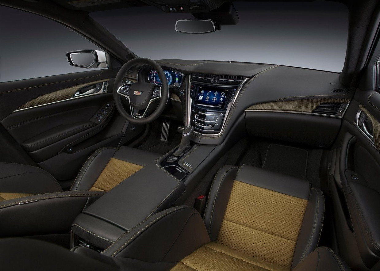 10 Cadillac CTS V Interior Changes & Size - Best Rated SUV - 2020 cadillac cts interior