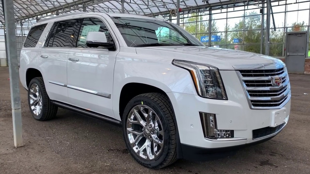 10 CADILLAC ESCALADE Platinum - Exterior and Interior Walkaround