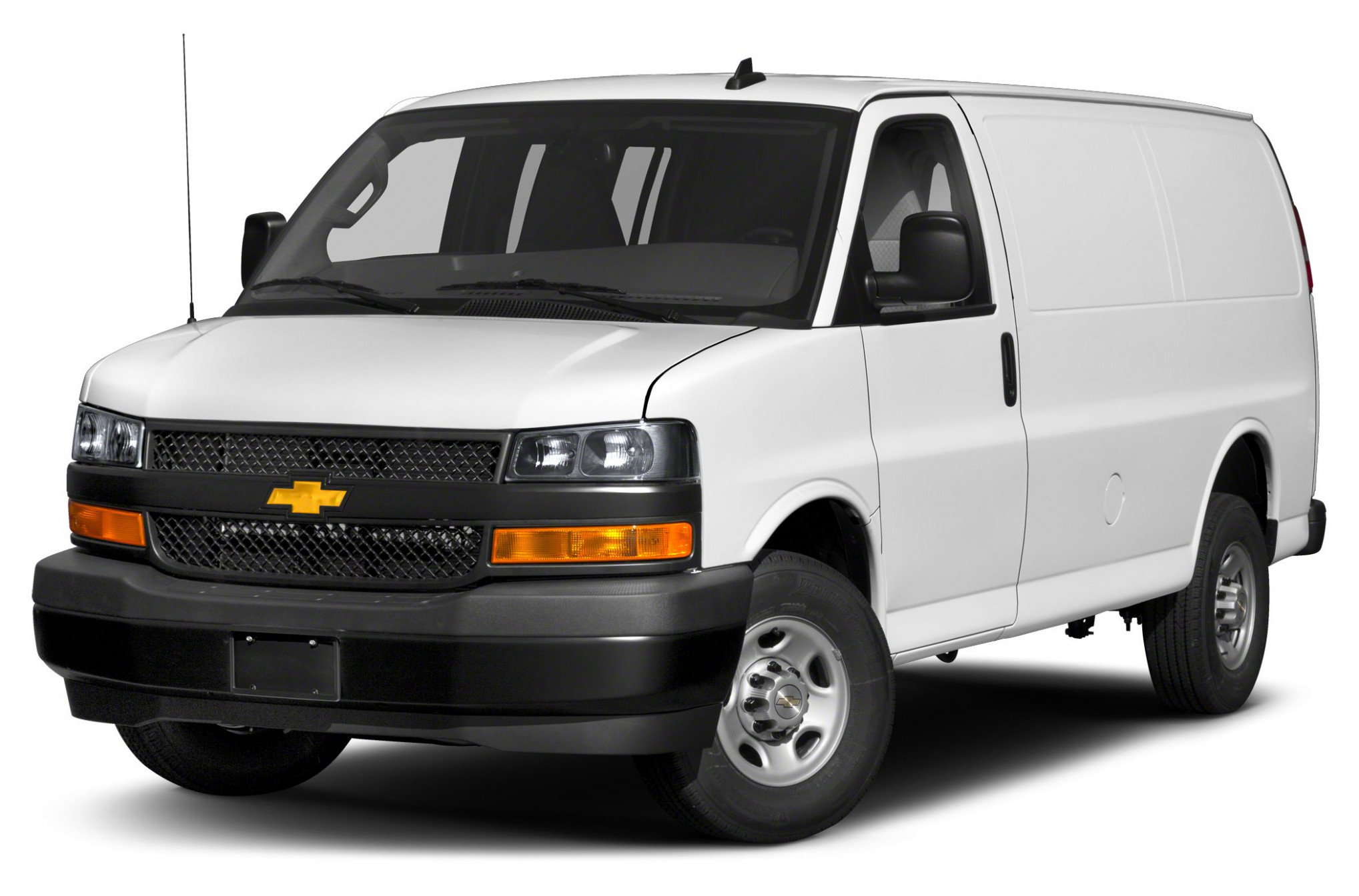 10 Chevrolet Express 10 Work Van Rear-wheel Drive Cargo Van Specs and  Prices