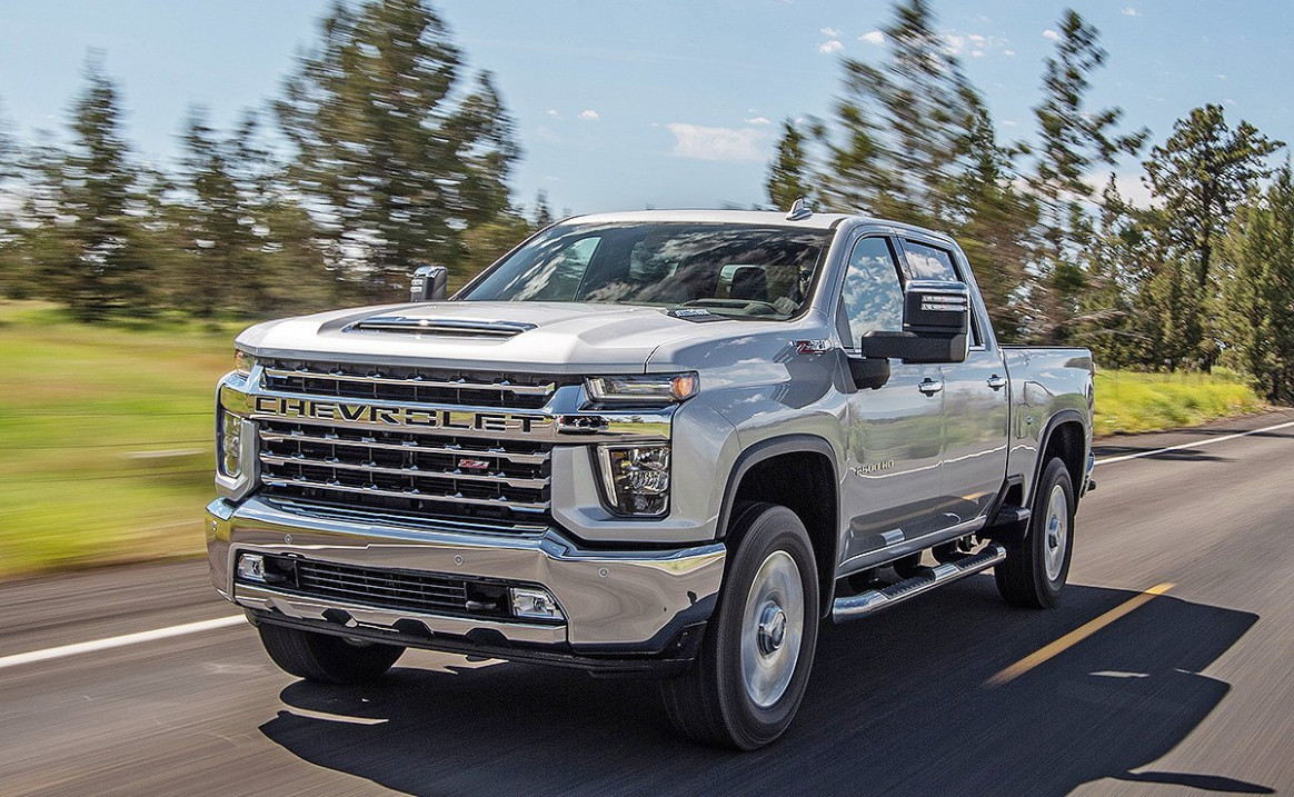 10 Chevrolet Silverado HD: A no-nonsense heavy lifter - chevrolet pickup 2020