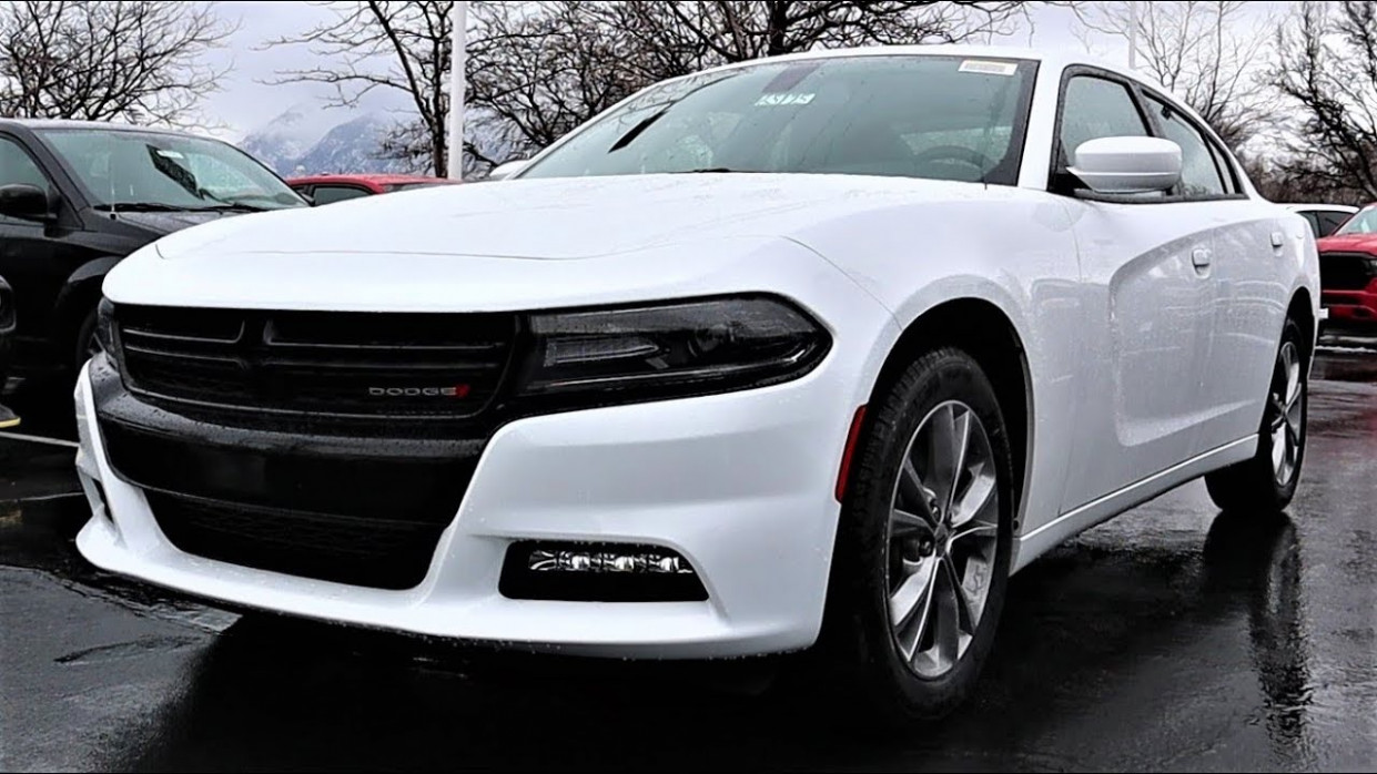 10 Dodge Charger SXT AWD: Does The AWD Charger Need A V10???