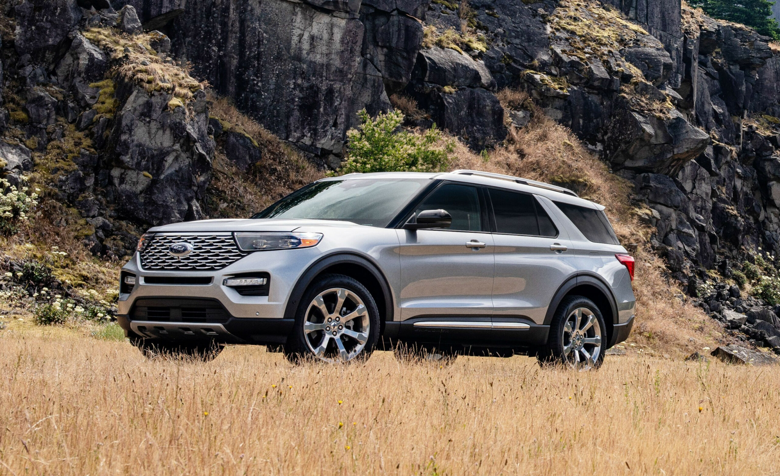 10 Ford Explorer and Lincoln Aviator Recalled for Missing Plastic