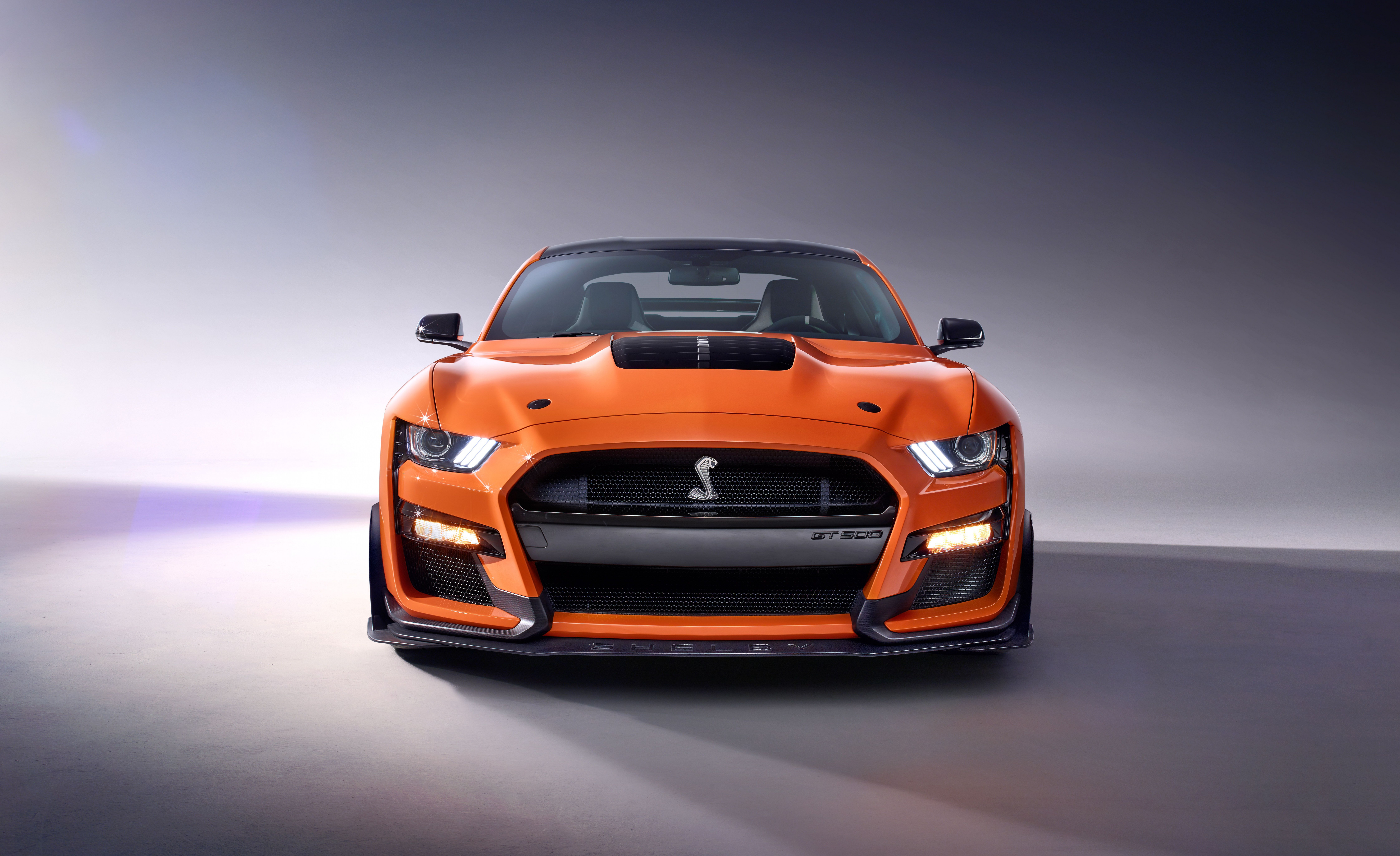 10 Ford Mustang Shelby GT10 Revealed – Supercharged V-10 Muscle Car