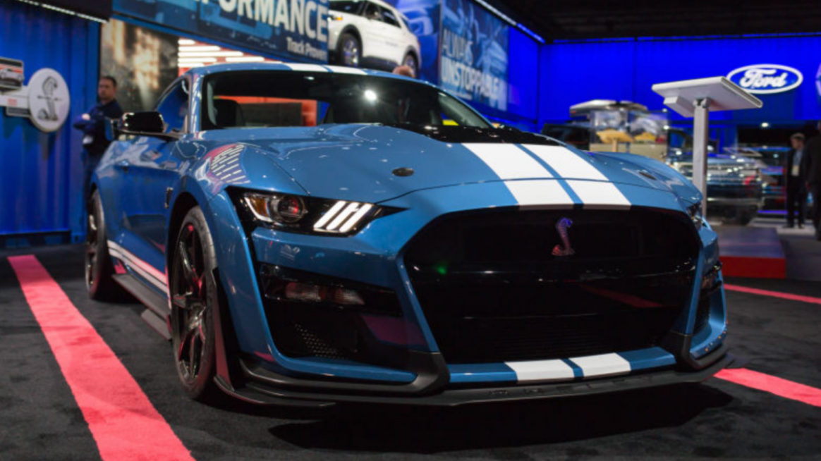 10 Ford Mustang Shelby GT10: Twelve Badass Details on Ford's ...