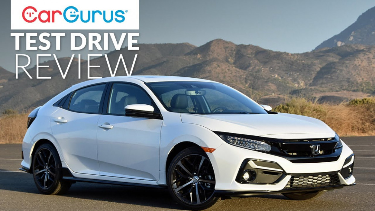 10 Honda Civic Hatchback | A compact car you'll love to drive