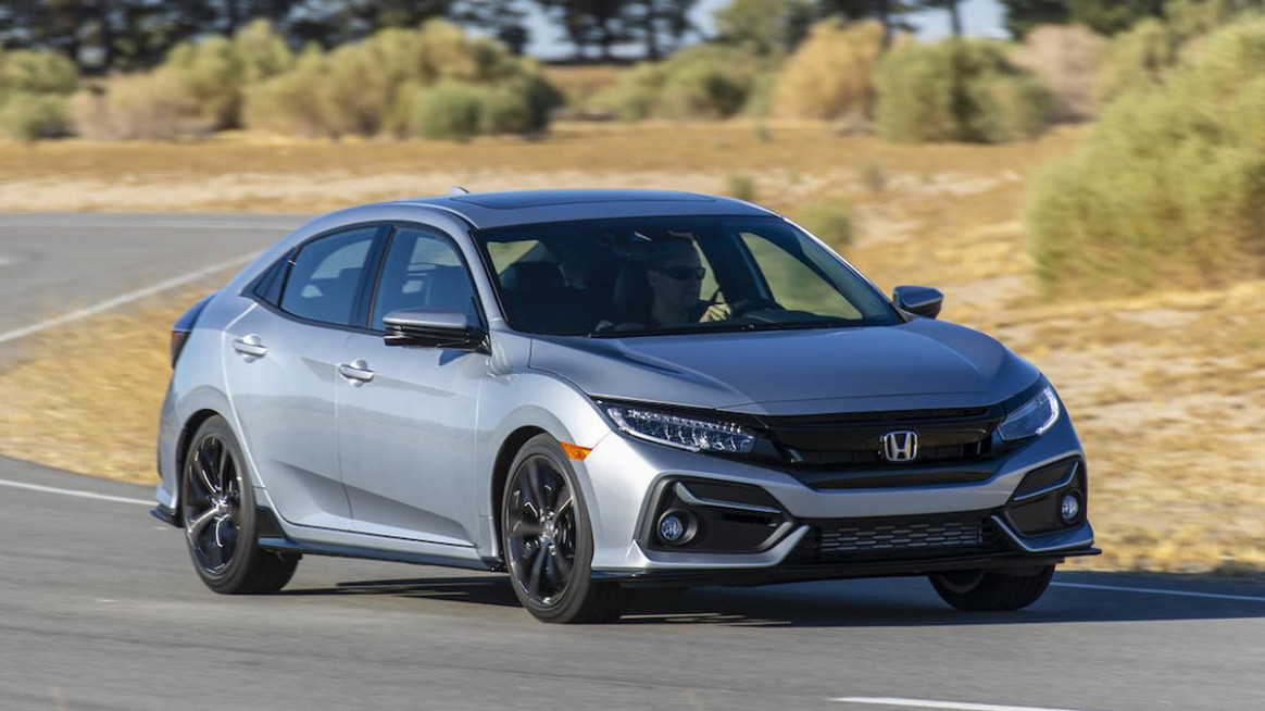 10 Honda Civic hatchback gets a meaner face and more sweet six ..
