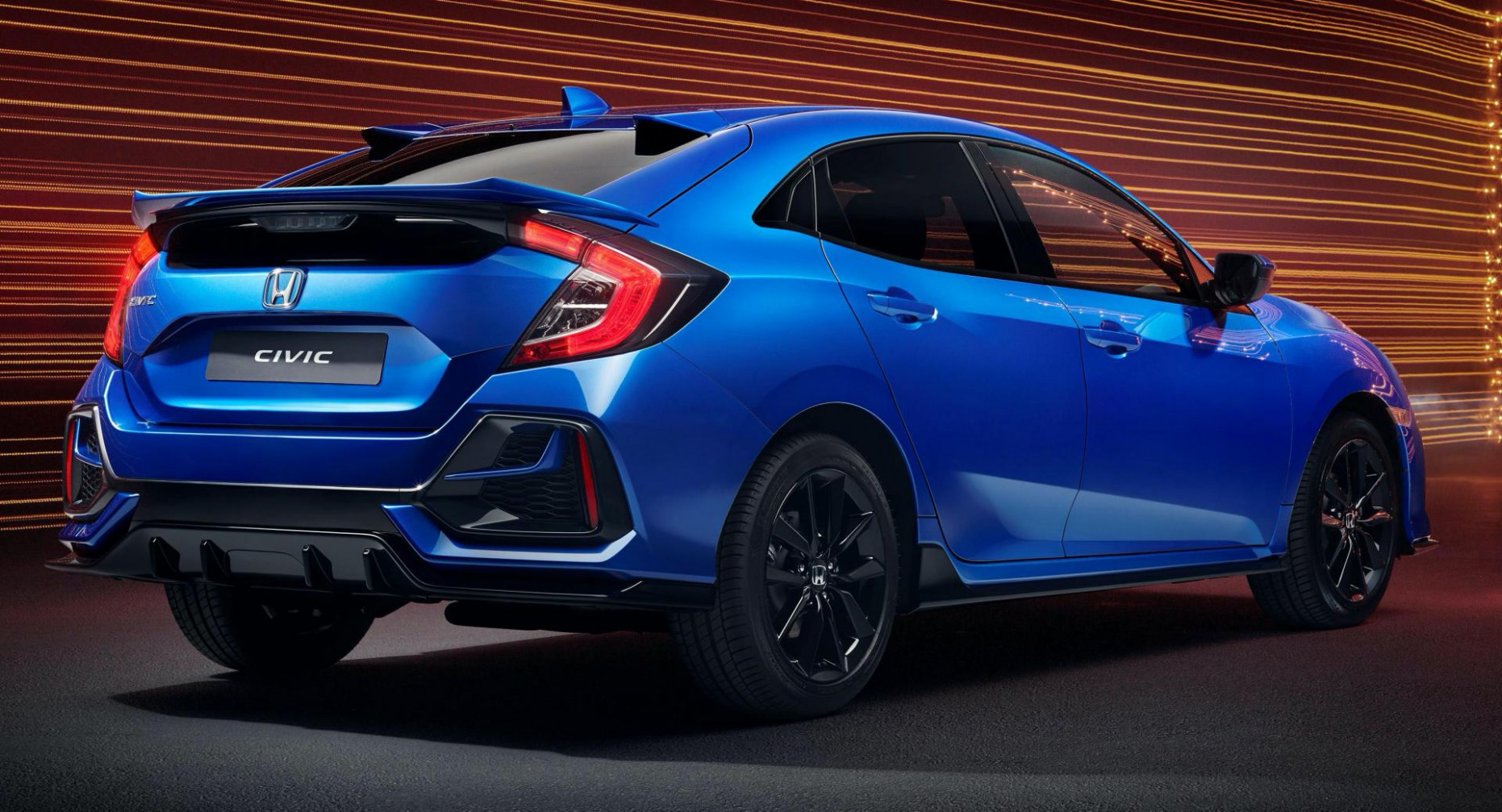 10 Honda Civic Sport Line Mixes Type R-Inspired Design With ..