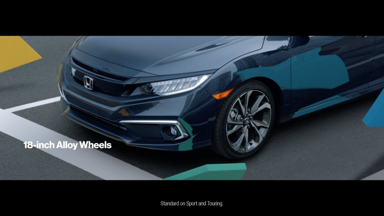 10 Honda Civic Touring: Feature Technology & Styling Video