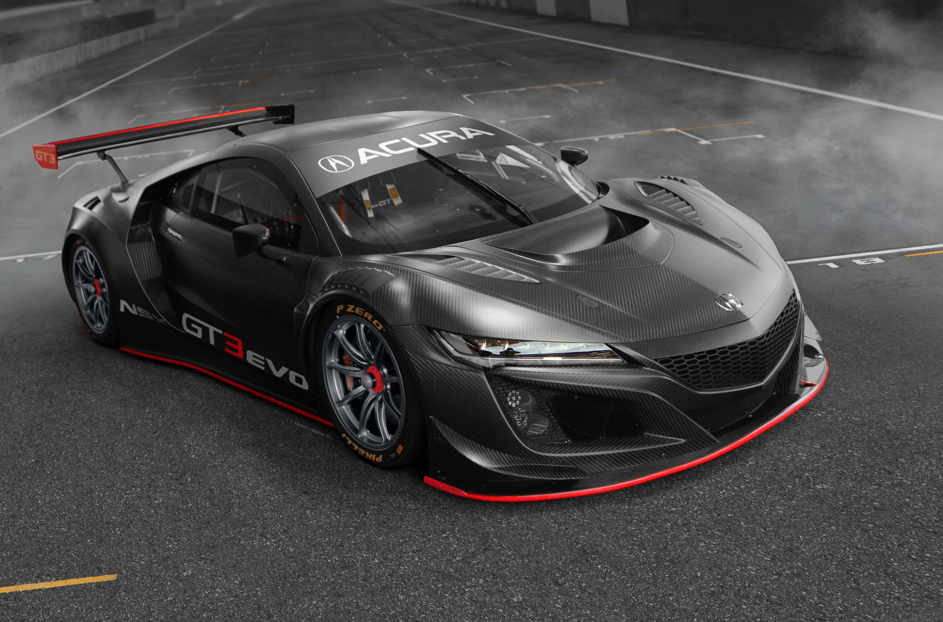 10-horsepower Acura NSX Type R headed for 10 Tokyo Motor Show? - 2020 acura nsx horsepower