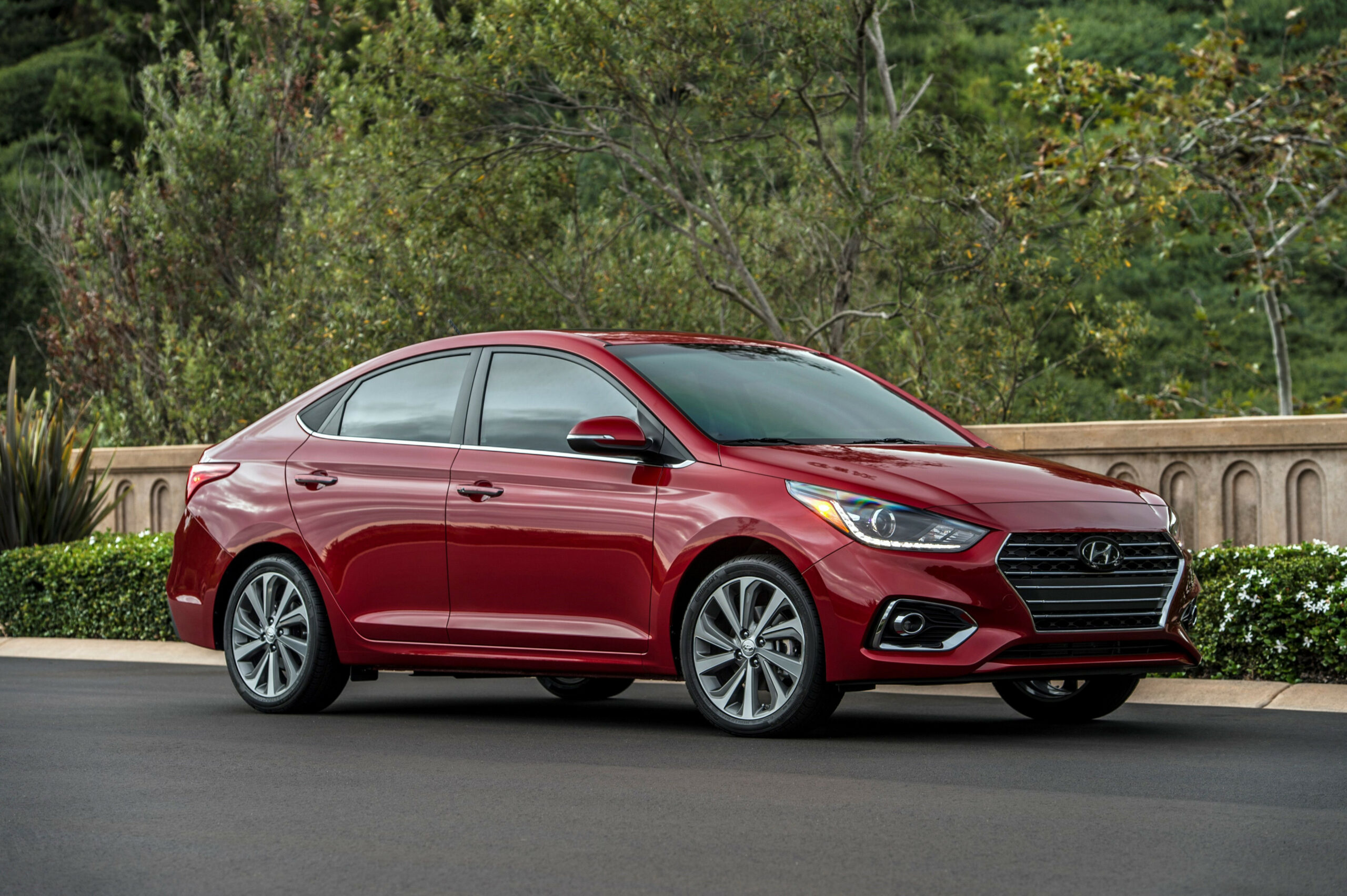 10 Hyundai Accent Review, Pricing, and Specs - hyundai hatchback accent 2020