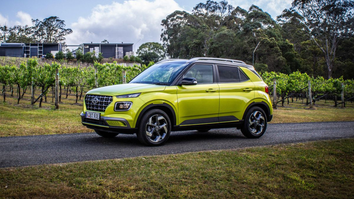 10 Hyundai Venue first drive review: Tart and tiny in the land ..