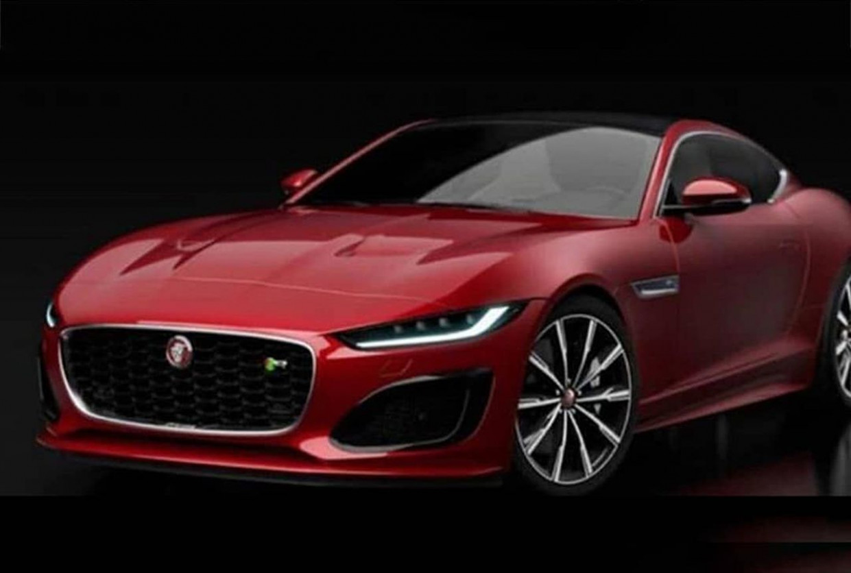 10 Jaguar F-Type Facelift Leaked! - The Supercar Blog - jaguar recall 2020