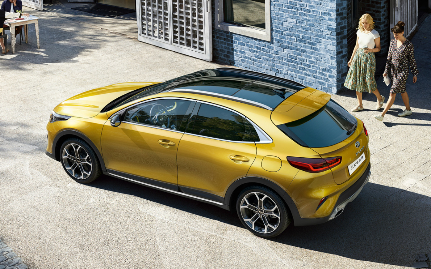 10 Kia XCeed: prices, performance, interior space and release date - kia xceed 2020 price