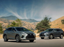 10 Lexus RX and RXL Open a New Chapter for the Iconic Luxury ...