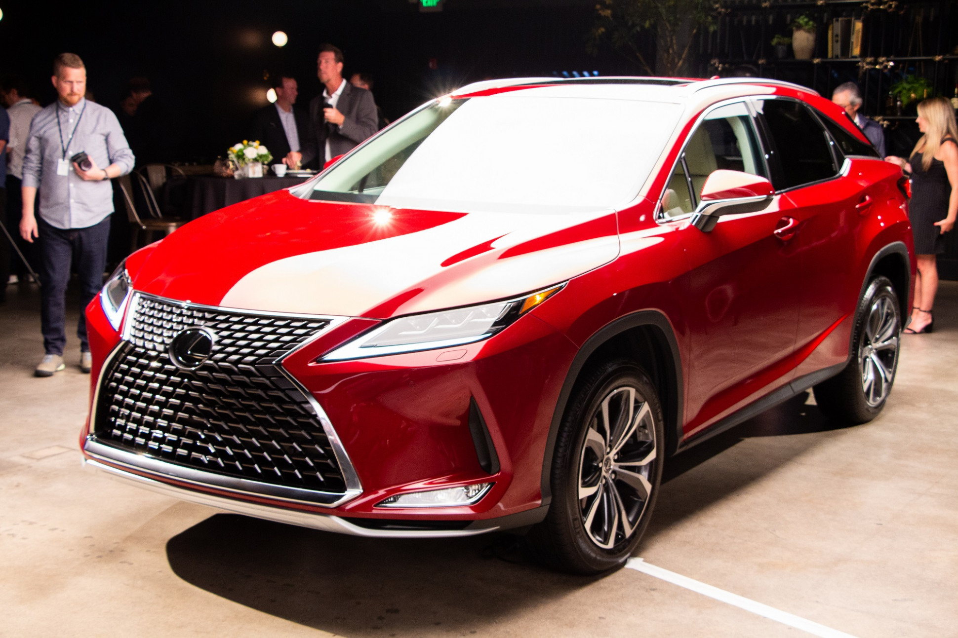 10 Lexus RX Unveiled with New Style and Crucial Tech Upgrades ..