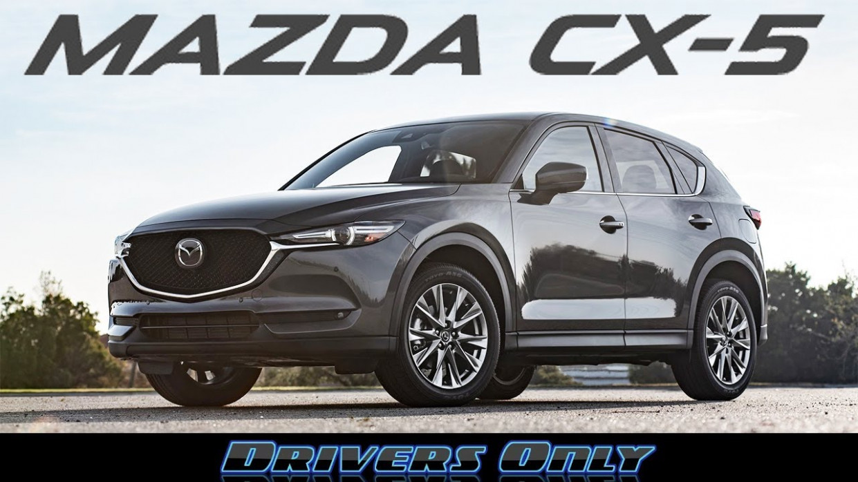 10 Mazda CX-10 - For Drivers Who Love The Drive - 2020 mazda cx 5 youtube