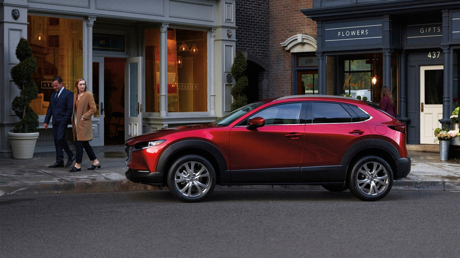 10 Mazda CX-10: It's All in the Details   Edmunds