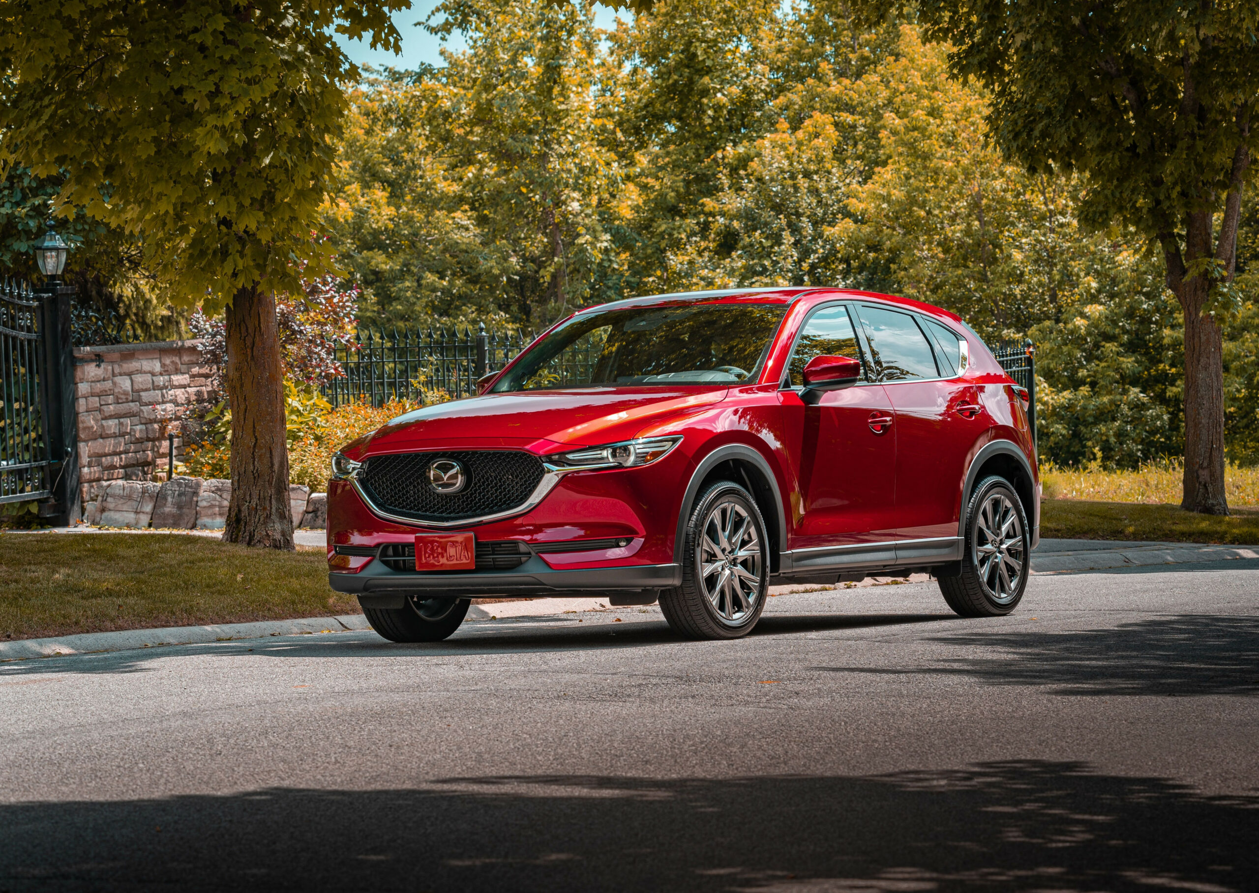 10 Mazda CX-10 Review, Pricing, and Specs - 2020 mazda lane keep assist