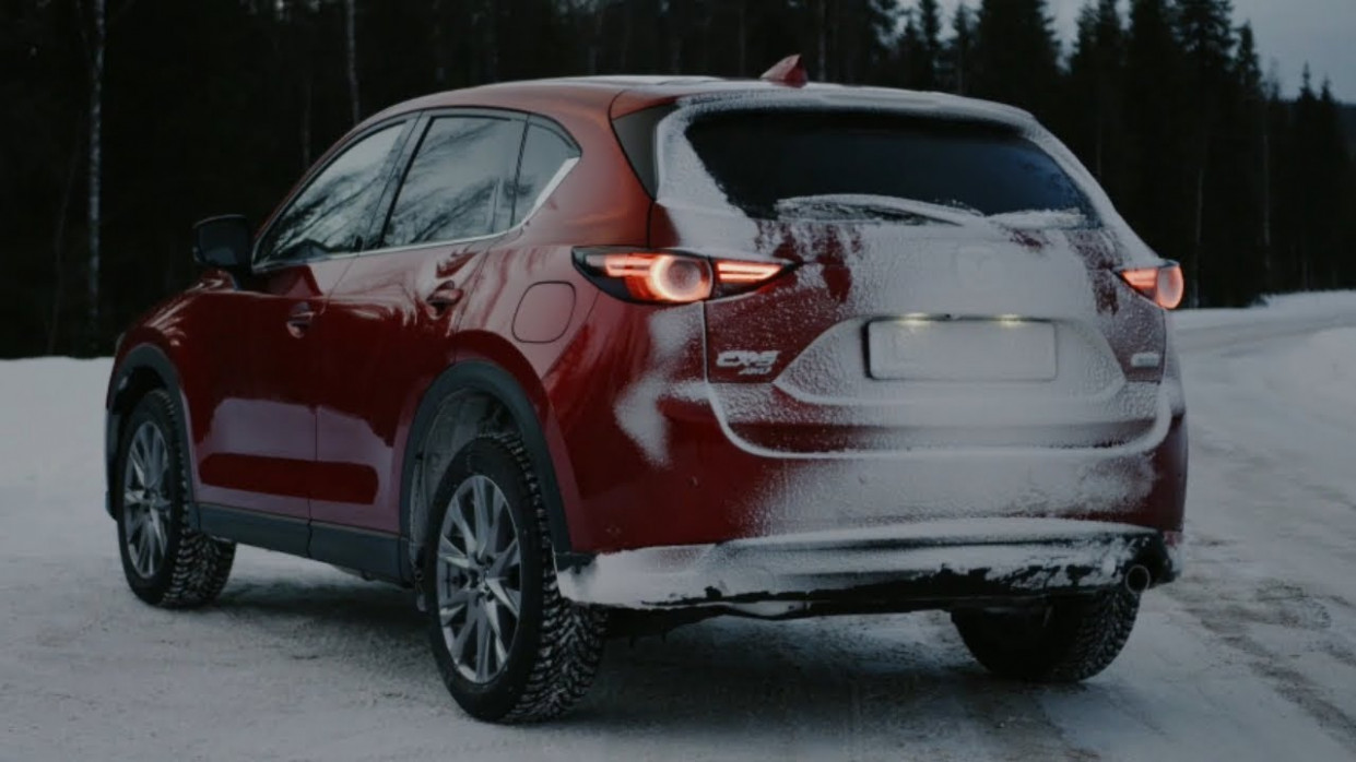 10 Mazda CX-10 Suv Reveal - Mazda CX-10 Redesign
