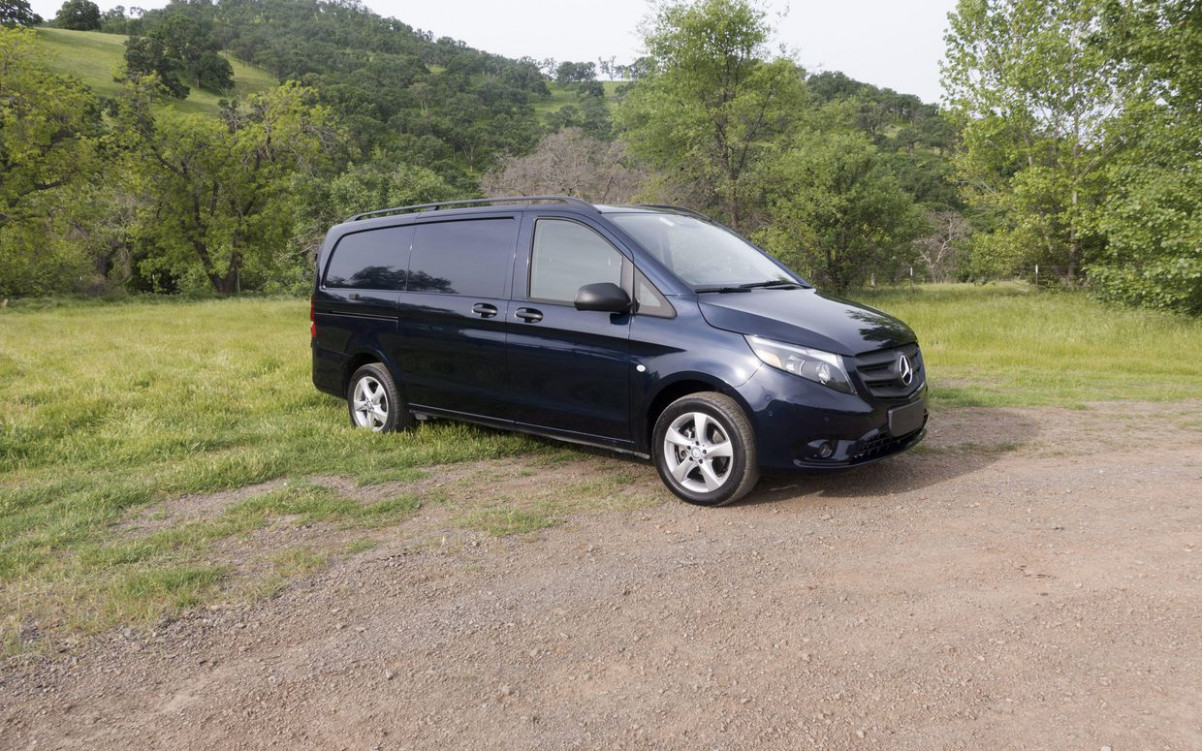 10 Mercedes-Benz Metris Cargo Van reviews, news, pictures, and ..