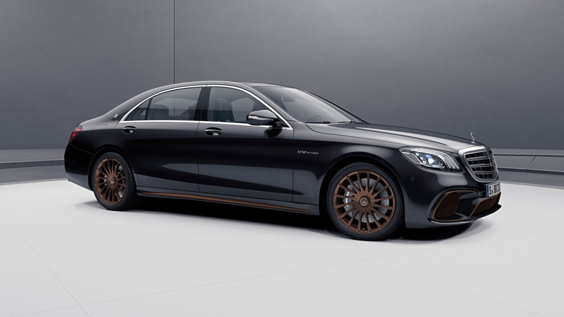 10 Mercedes-Benz S-Class Deals, Prices, Incentives & Leases ...
