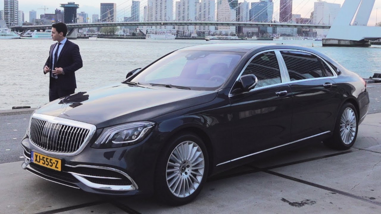 10 Mercedes S Class S10 Maybach Long - NEW Full Review 10MATIC + Interior  Exterior Infotainment