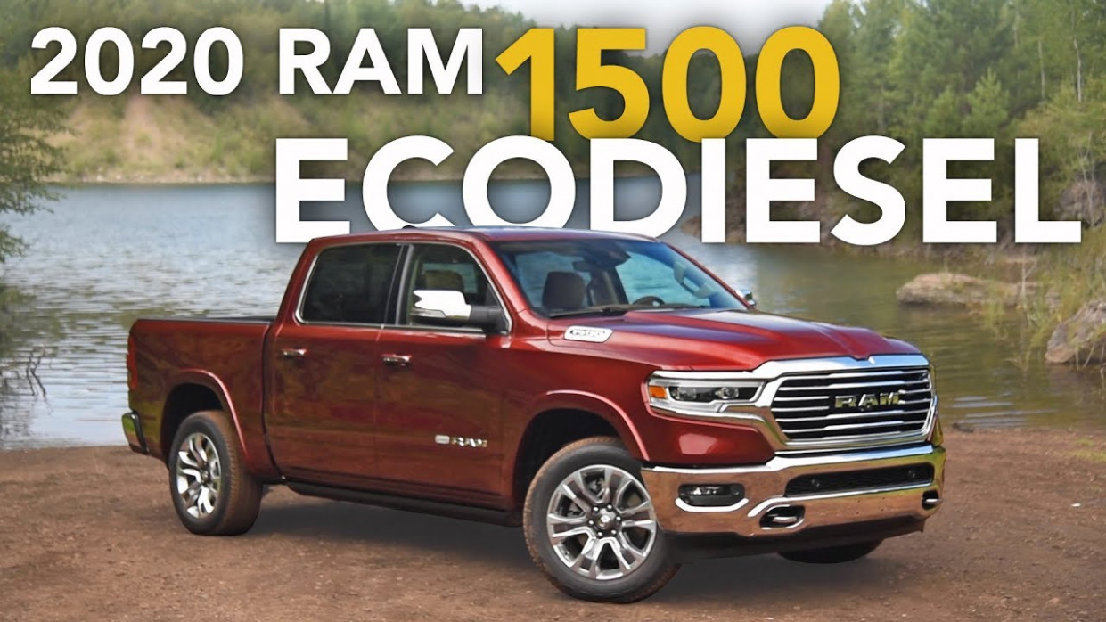 10 Ram 10 EcoDiesel Review - First Drive - 2020 dodge ram youtube