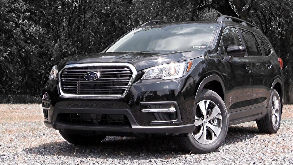 10 Subaru Ascent: Review