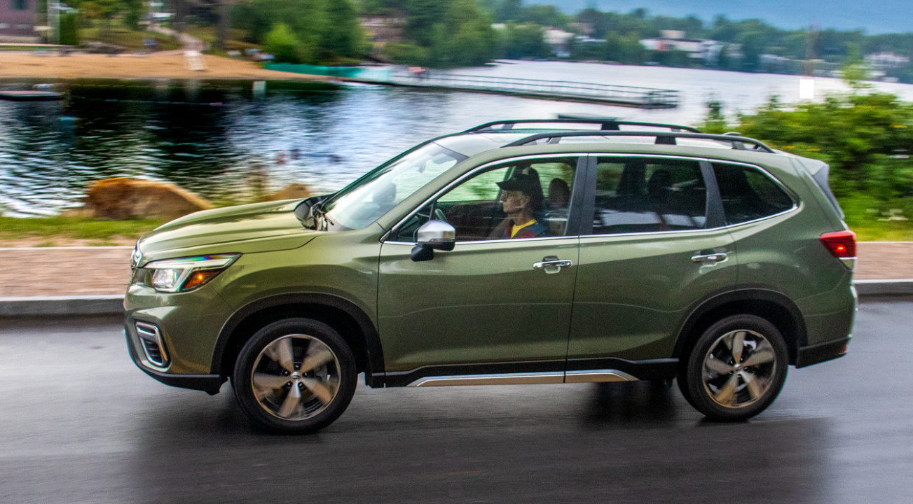 10 Subaru Forester Review: The Safety-First, Can't-Go-Wrong ...