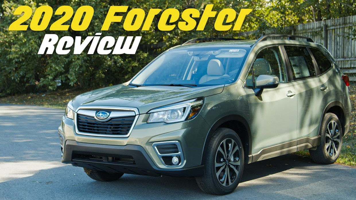 10 Subaru Forester - Review - What's New?