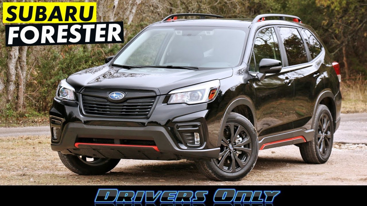 10 Subaru Forester - You'll Fall In Love With This SUV