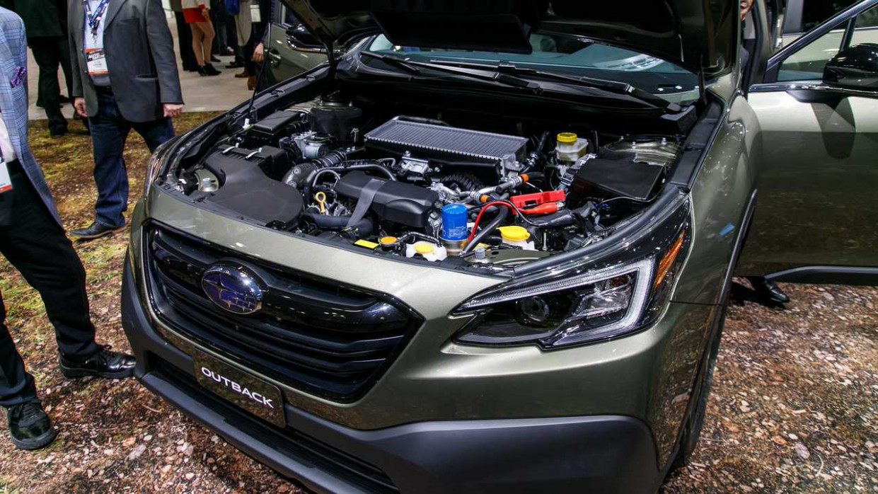 10 Subaru Outback: See The Changes Side By Side - 2020 subaru engines
