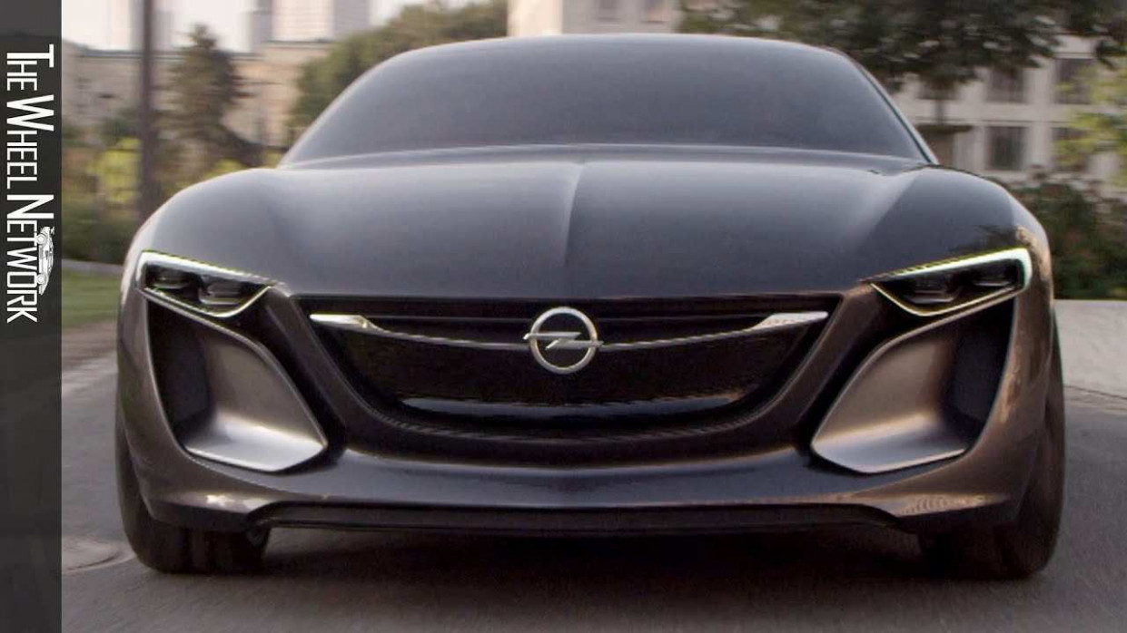 10 The Opel Monza 10 Price and Release date - Car Review 10 ..
