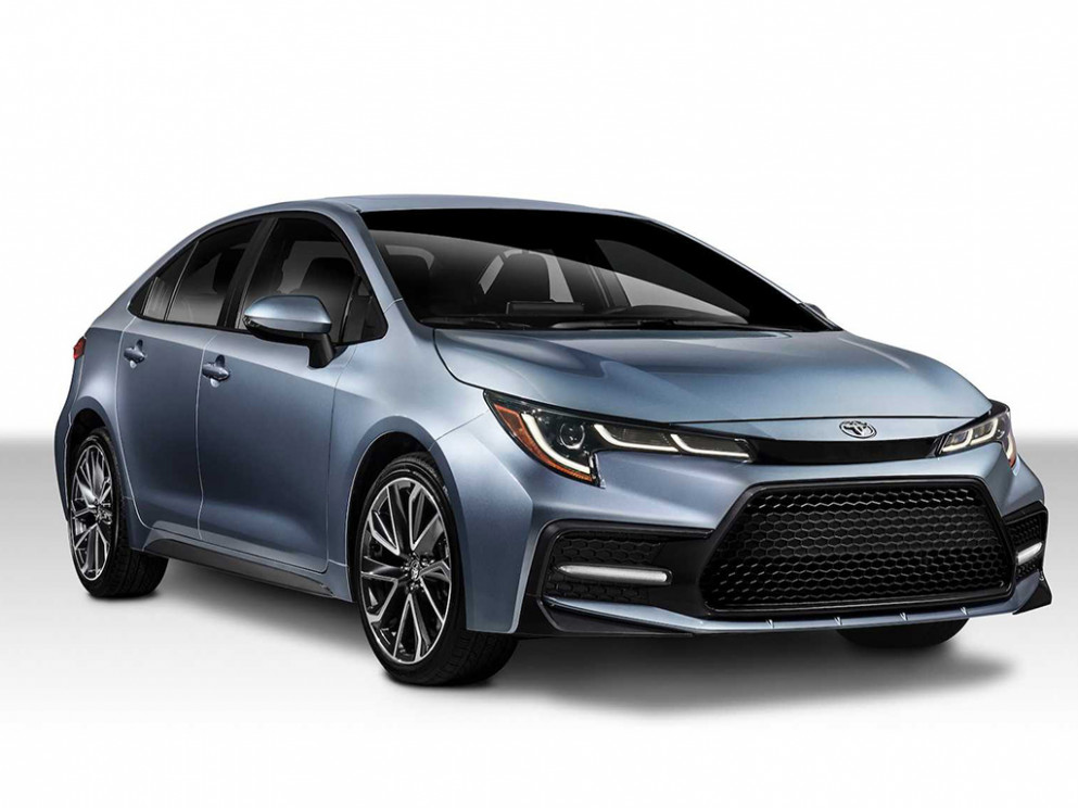 10 Toyota Corolla debuts as 10th generation model | Drive Arabia