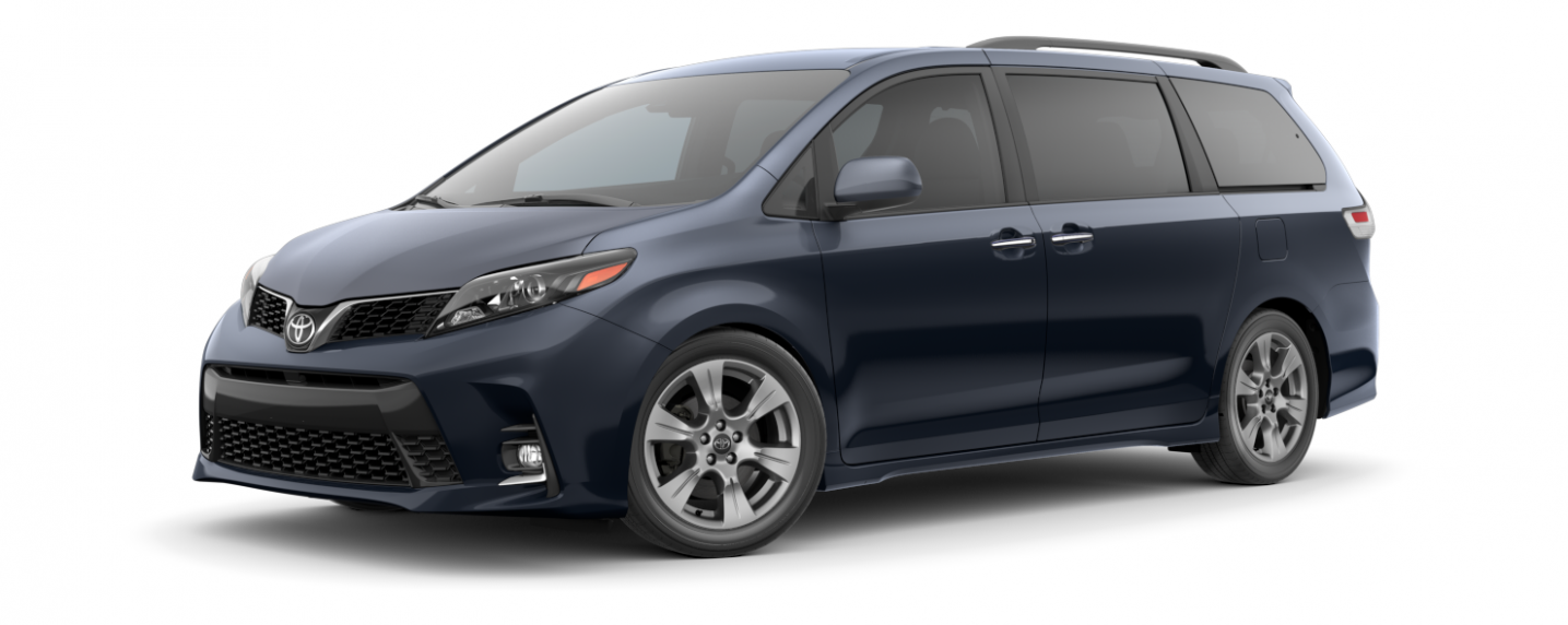10 Toyota Sienna Minivan | The one and only Swagger Wagon - toyota minivan 2020