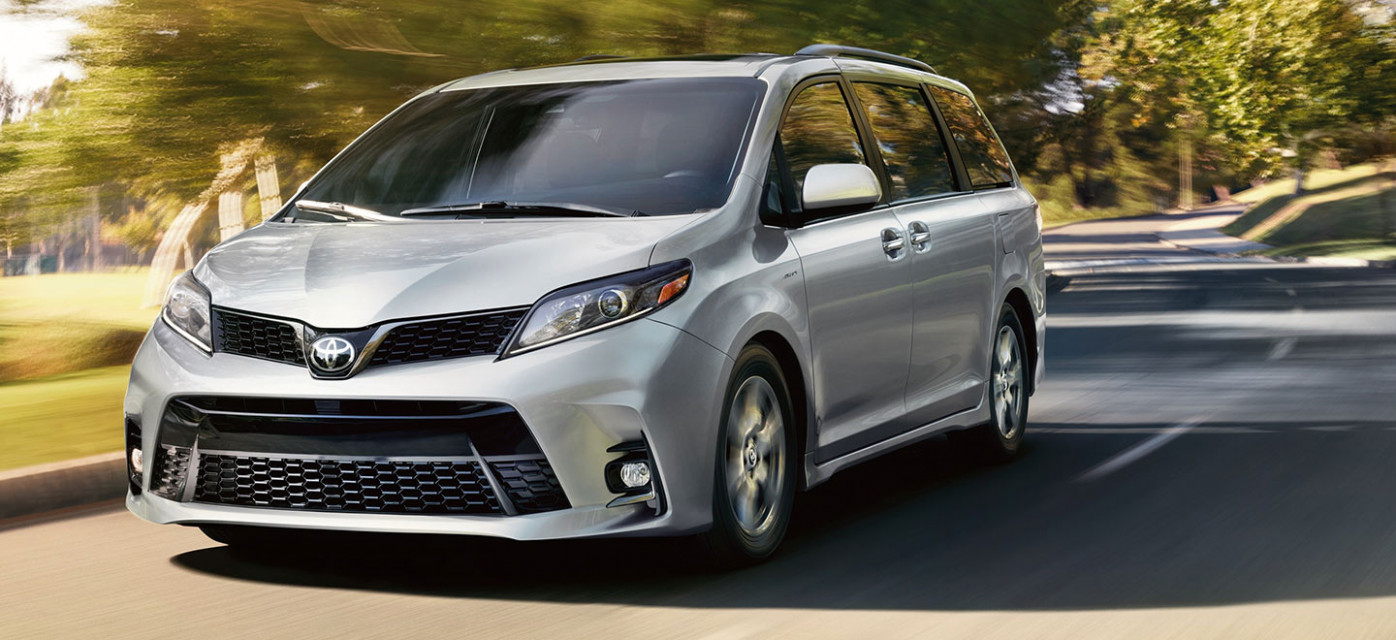 10 Toyota Sienna Specs & Features | Toyota Dealership in Atlanta, GA - 2020 toyota dealership