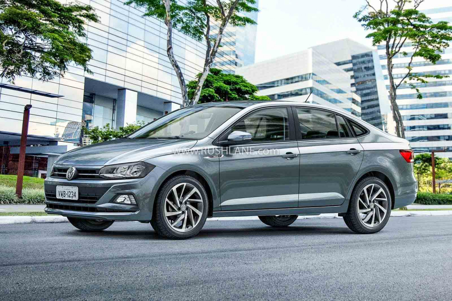 10 Volkswagen Vento new gen (Virtus) India debut at Auto Expo