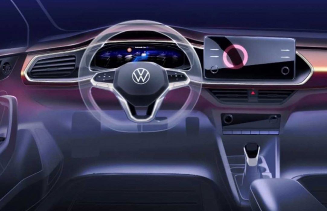 10 Volkswagen Vento Teased Ahead Of Launch In Russia