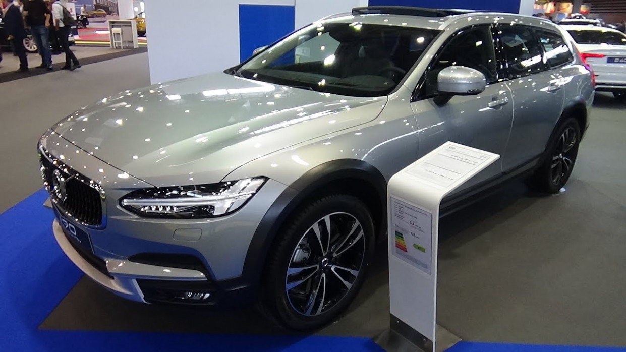 10 Volvo V10 Cross Country D10 AWD Geartronic 10 Luxe - Exterior + Int. -  Salon Automobile Lyon 10