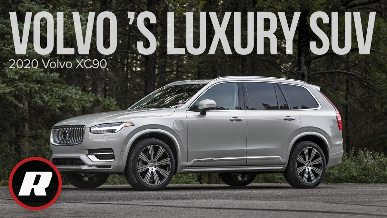 10 Volvo XC10: 10 things to know about this updated luxury SUV - volvo youtube 2020